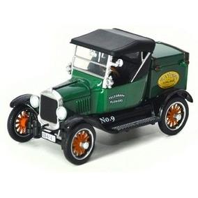 Miniatura Ford Model T-cargo Van 1920 Unique Réplicas 1/32