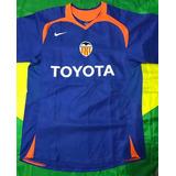4b14a4d4e2 Camisa Oficial Nike Valencia 2006 Tamanho M Total 90