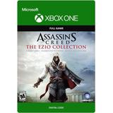 Assassins Creed The Ezio Collection Xbox One Rockestore
