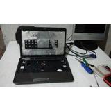 Carcaca Notebook Toshibasatellite L645 L600 Sem Tampa Do Hd