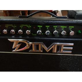 Vendo Amplificador Para Guitarra Dime Profesional