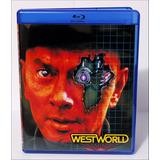Blu-ray Do Filme Clássico Westworld - 1973 - Legendado