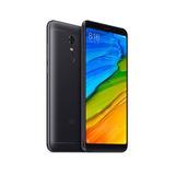 Celular Xiaomi Redmi 5 Plus Preto 4gb 64gb Película Brinde