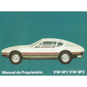Manual De Instruções -vw Sp1/sp2 - Loja Oficial Volkswagen