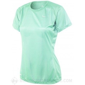 Playera Para Correr Mujer Saucony Hydralite Ss Ropa Deportiv