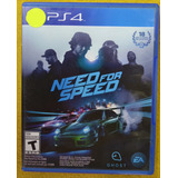 Need For Speed Ps4* Play Magic