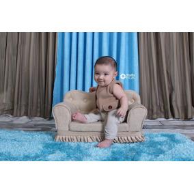 Mini Sofá De 2l.c/ Babado Fotografia Newborn& Acomp. Props
