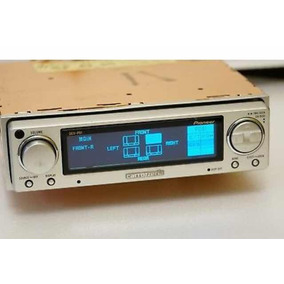 Pioneer Carrozzeria Dex-p01 + Deq P1 Premier High End