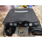 Nintendo 64 Unjuego Sin Control