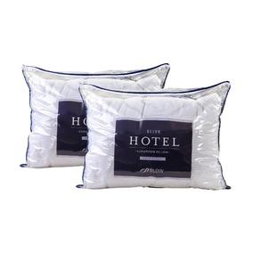 Almohadas Elite Hotel Duvet Set X2 Sommiercenter
