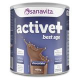 Active Best Age - 400g Chocolate - Sanavita