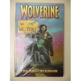 Importado Hq Wolverine The Brotherhood Em Inglês