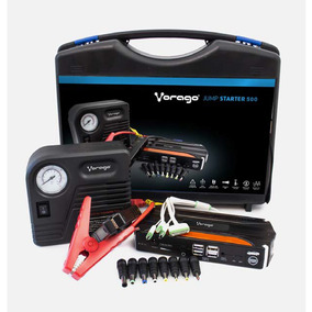 Arrancador Baterias Compresometro Automotriz Vorago Js-500