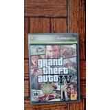 Grand Theft Auto Iv Para Xbox 360 Juego Seminuevo