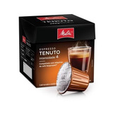 Cápsulas Café Mellita Tenuto Nespresso - Kit 10 Unids
