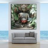 Cuadros Buda Gyan Decorativo Impreso Canvas- Calidad Museo