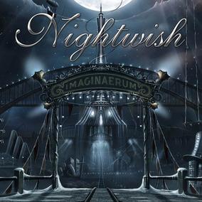 Cd Nightwish Imaginaerum 2 Cds Open Music V-