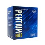 Procesador Intel Pentium G5400 Gold, 3.70 Ghz, 4 Mb Caché L3