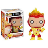 Funko Pop! Dc Super Heroes Firestorm