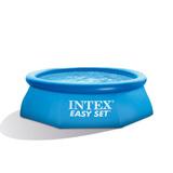 Intex Alberca Inflable Easy Set 2.45 Mts Circular X 76 Cm