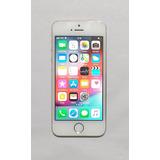 Iphone 5s, 64gb, A1533, Dorado, Estetica 9, Liberado