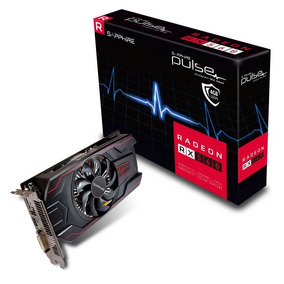 Placa De Video Amd Radeon Rx 560 4gb Sapphire Pulse Amd Tien