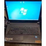Notebook Lenovo B50 30 Intel 3540 4g Ram 500 Hd 15.6 Con Ñ