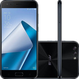Smartphone Asus Zenfone 4 64gb Mem 4gb Ram 5,5pol 4g Dual