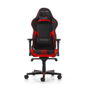 Cadeira Dxracer R-series - Black/red (rv131nr)