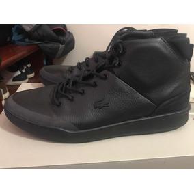 Tênis Lacoste Cano Alto 42 Timberland adidas 41 43 Nike Air a7640ea3d2