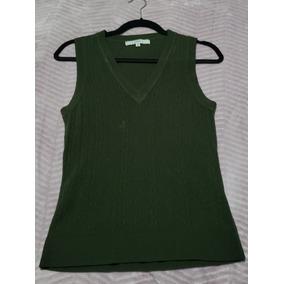 Chaleco Verde Militarmilitar Dama