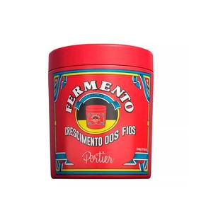 Portier Gourmet Fermento Capilar Crescimento Dos Fios 500g