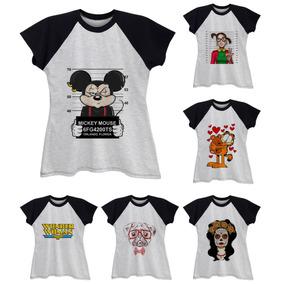 70478dfc46144 Camisetas Manga Curta Tamanho G3 para Feminino em São Paulo no ...