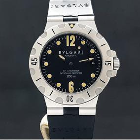 Relogio Bulgari Masculino Usado - Relógio Masculino, Usado no ... 9e93588cc5
