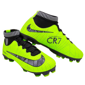 Chuteira Nike Mercurial Verde Limao - Chuteiras Nike para Adultos no ... ad2c0b96c0cf7