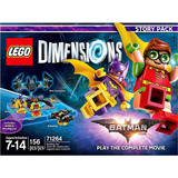 Sellado Lego Dimensions Batman Movie Ps4 Ps3 Xbox Wii U
