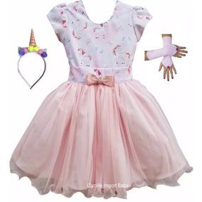 3c481d9354 Vestido Menina 6 Anos Vestidos - Vestidos Meninas no Mercado Livre ...