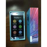 Moto X4 Nuevo En Caja Sellado *entrega Personal