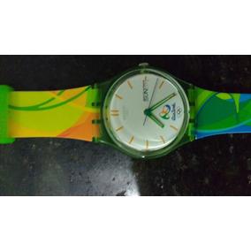 5d44d4e0c8a Relogio Swatch Usado Rio De Janeiro - Relógios De Pulso