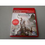 Assassins Creed 3 Greatest Hits Para Ps3