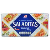 Galletas Gamesa Saladitas Con 45 Paketines 540 Gr