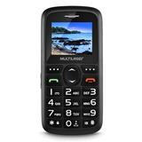 Celular Flip Vita Dual Chip Mp3 Multilaser Vmelho P9021