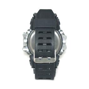 Relogio Casio Social Masculino Luxo Alarme Cronometro