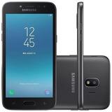 Samsung J7 Pro 64gb 13mp 4g Preto Vitrine Leia A Descrição
