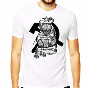 Camiseta Ursal União Das Repúblicas Socialista América Ursal