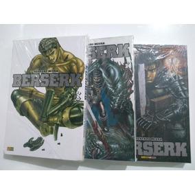 Mangá Berserk - Volume 3 - Edição De Luxo Panini