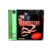 Resident Evil 2 Dualshock Ps1