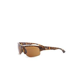 31041357f4aaf Ray-ban Sport Wrap Tortoise Sunglasses Rb 4173 710 73 Classi