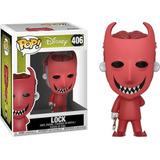 Funko Pop! Disney: The Nightmare Before Christmas Lock 406
