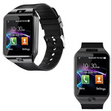 Relógio Bluetooth Smartwatch Dz09 Android Gear Black Friday